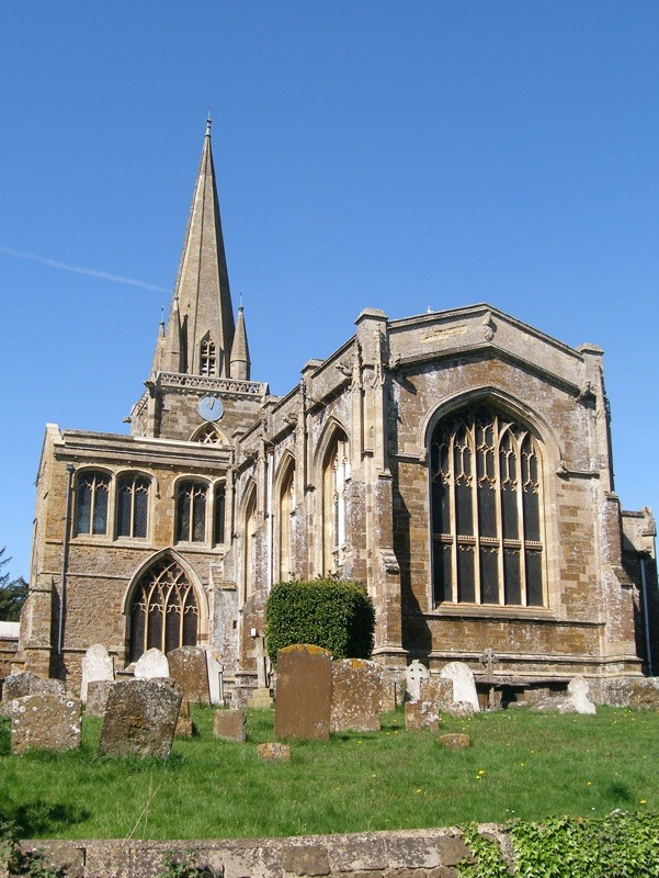 St Mary the Virgin, Adderbury