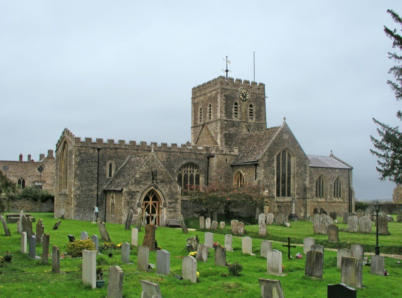 St Mary the Virgin, Buckland