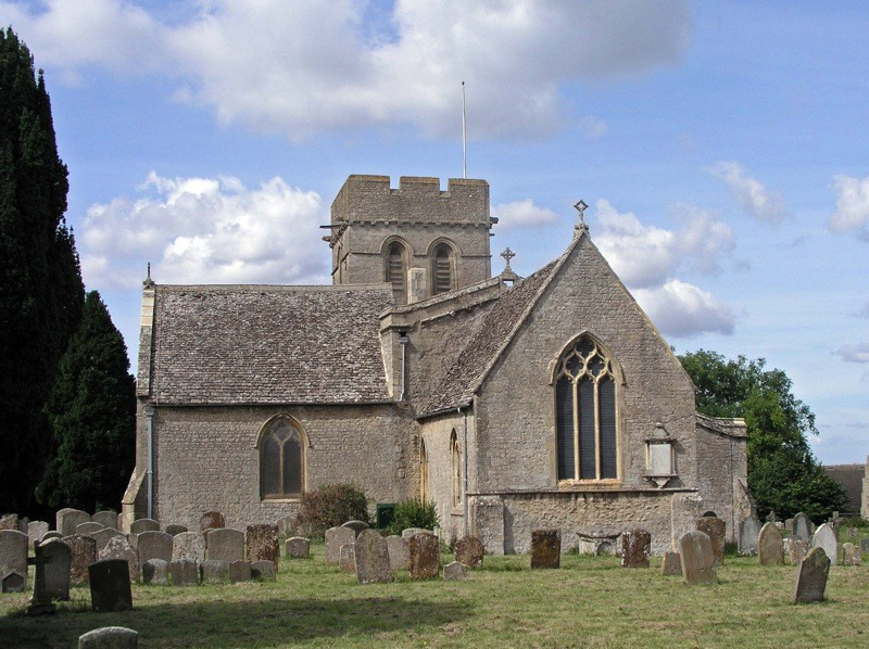 St Michael,Cumnor