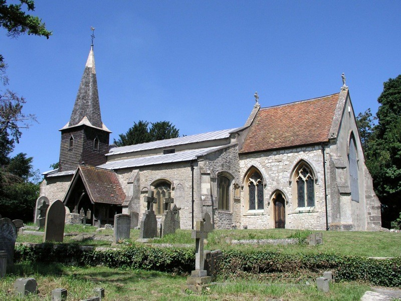 All Saints, Didcot