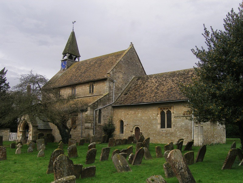 St Edmund & St George,Hethe