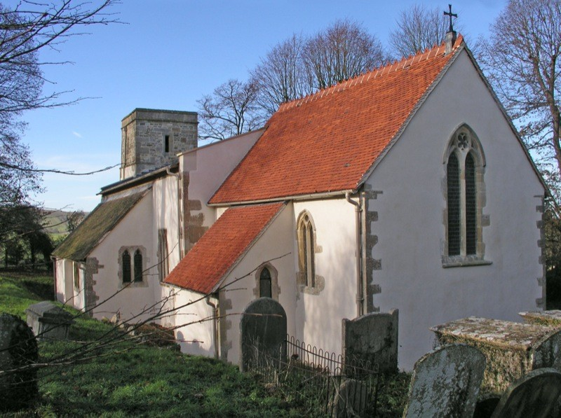 St Michael and All Angels, Letcombe Bassett