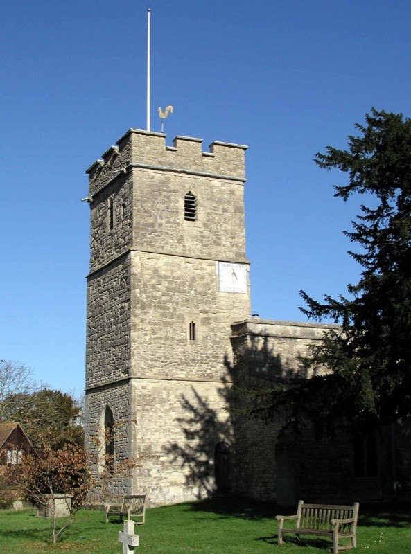 St Mary The Virgin, Long Wittenham