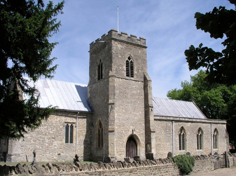 St Michael and All Angels, Steventon