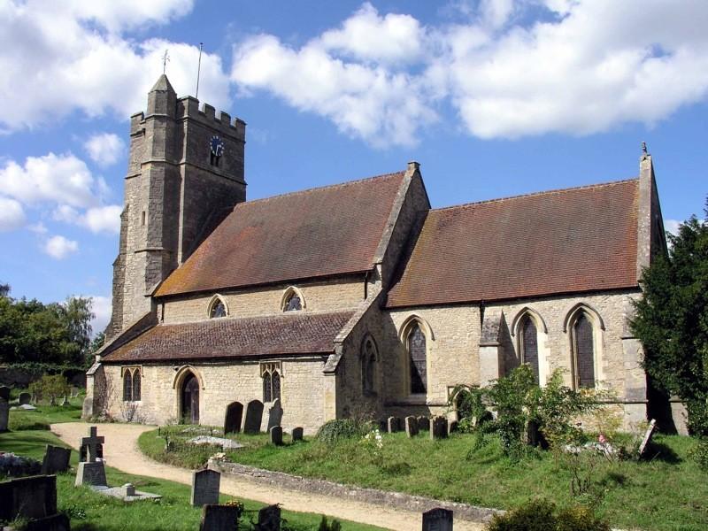 St John Baptist,Stanton St John
