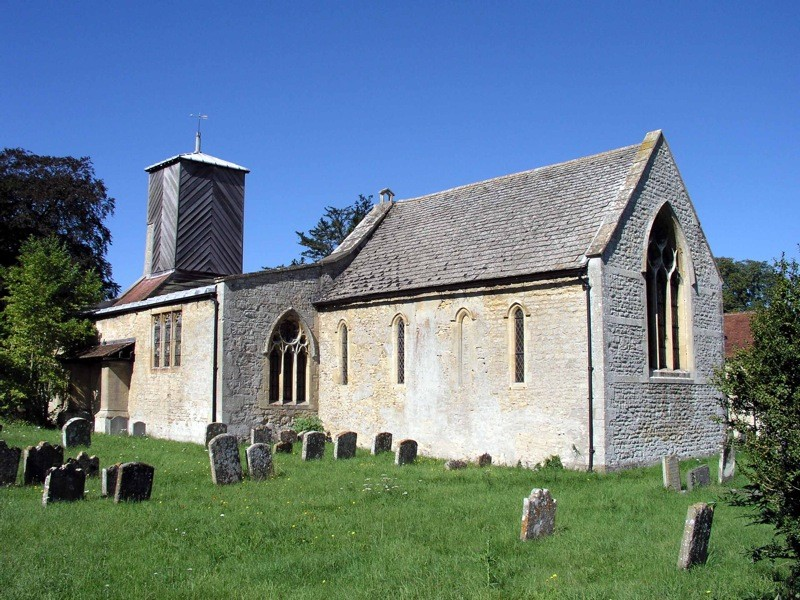 St Mary the Virgin, Waterperry