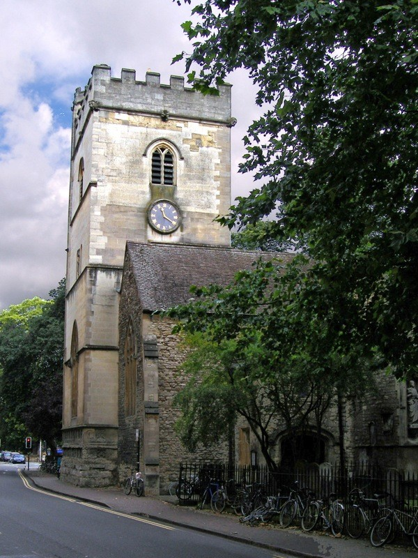 St Mary Magdalen, Oxford