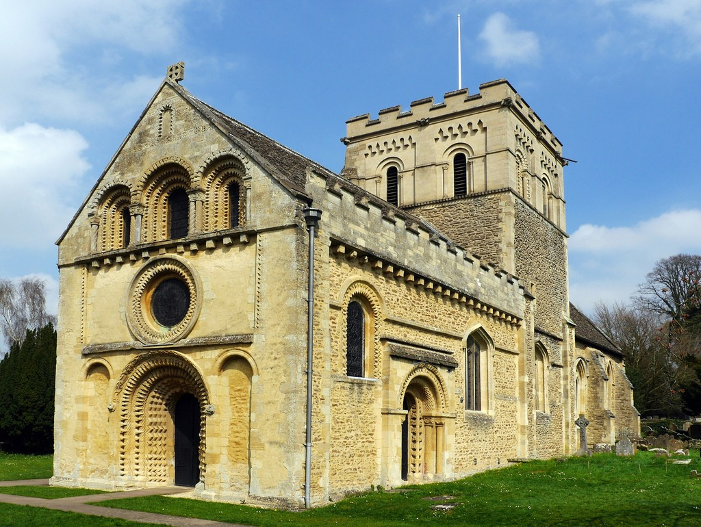 St Mary Virgin, Iffley