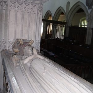 Ewelme effigy of Duchess